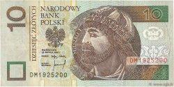 10 Zlotych POLOGNE  1994 P.173a TTB
