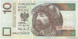 10 Zlotych POLOGNE  1994 P.173a