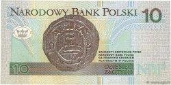 10 Zlotych POLOGNE  1994 P.173a SUP