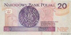 20 Zlotych POLOGNE  1994 P.174a TB+