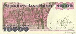 10000 Zlotych POLOGNE  1987 P.151a NEUF