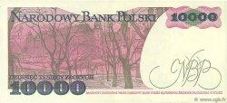 10000 Zlotych POLOGNE  1988 P.151b SUP