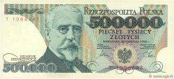 500000 Zlotych POLOGNE  1990 P.156a SUP