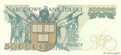 500000 Zlotych POLOGNE  1993 P.161a NEUF