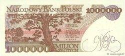 1000000 Zlotych POLOGNE  1991 P.157a