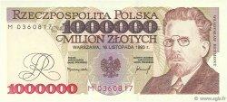 1000000 Zlotych POLOGNE  1993 P.162a pr.NEUF