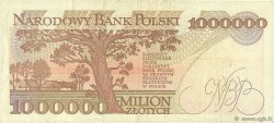 1000000 Zlotych POLOGNE  1993 P.162a TTB