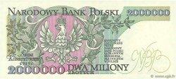 2000000 Zlotych POLOGNE  1992 P.158a NEUF