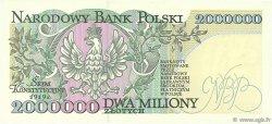 2000000 Zlotych POLOGNE  1993 P.163a NEUF