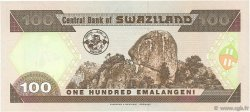 100 Emalangeni SWAZILAND  1996 P.27a pr.NEUF