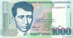 1000 Dram ARMÉNIE  1999 P.45 NEUF