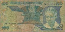 100 Shilingi TANZANIE  1985 P.14 B