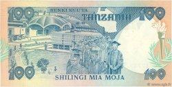 100 Shilingi TANZANIE  1985 P.11 SUP