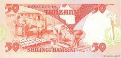 50 Shilingi TANZANIE  1985 P.10 NEUF