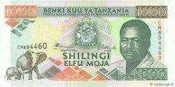 1000 Shilingi TANZANIE  1993 P.27a NEUF
