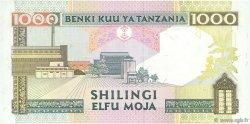 1000 Shilingi TANZANIE  1997 P.31 SPL