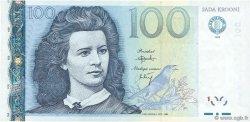 100 Krooni ESTONIE  1999 P.82a SUP