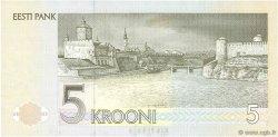 5 Krooni ESTONIE  1991 P.71a SPL