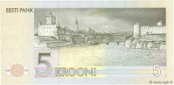5 Krooni ESTONIE  1991 P.71a NEUF