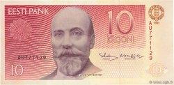 10 Krooni ESTONIE  1991 P.72a TTB