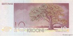 10 Krooni ESTONIE  1991 P.72a SUP