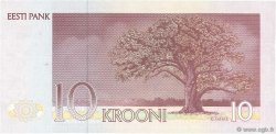 10 Krooni ESTONIE  1992 P.72b NEUF