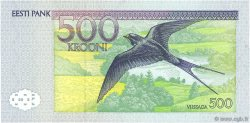 500 Krooni ESTONIE  1996 P.81a pr.NEUF