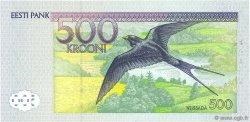 500 Krooni ESTONIE  1996 P.81a NEUF