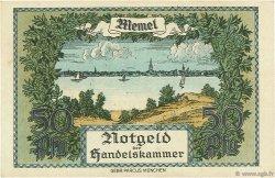 1/2 Mark MEMEL  1922 P.01 SUP