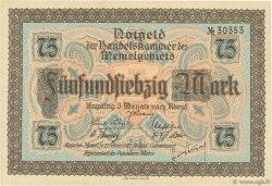 75 Mark MEMEL  1922 P.08 SUP+