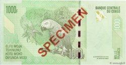 1000 Francs CONGO (RÉPUBLIQUE)  2012 P.101s NEUF