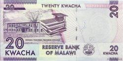 20 Kwacha MALAWI  2012 P.57 NEUF