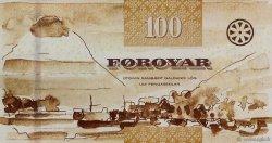 100 Kronur ÎLES FEROE  2011 P.30 NEUF