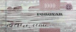 1000 Kronur ÎLES FEROE  2011 P.33 NEUF