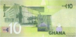 10 Cedis GHANA  2007 P.39a SPL