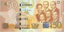 50 Cedis GHANA  2007 P.41a SPL