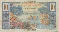 10 Francs Colbert ÎLE DE LA RÉUNION  1946 P.42a TTB