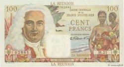 100 Francs La Bourdonnais ÎLE DE LA RÉUNION  1946 P.45a TTB+