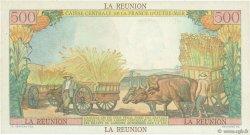 500 Francs Pointe à Pitre ÎLE DE LA RÉUNION  1946 P.46a SUP