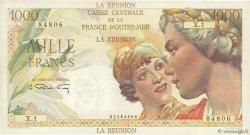 1000 Francs Union Française ÎLE DE LA RÉUNION  1946 P.47a TTB+
