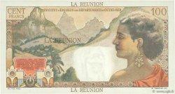 100 Francs La Bourdonnais ÎLE DE LA RÉUNION  1960 P.49a SPL