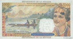 20 NF sur 1000 Francs Union Française ÎLE DE LA RÉUNION  1971 P.55b pr.SUP