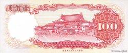 100 Yuan CHINE  1987 P.1989 pr.NEUF