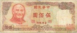 500 Yuan CHINE  1981 P.1987 B