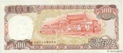 500 Yuan CHINE  1981 P.1987 TTB+