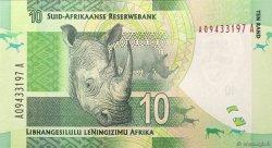 10 Rand AFRIQUE DU SUD  2012 P.133 NEUF
