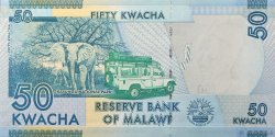 50 Kwacha MALAWI  2012 P.58 NEUF