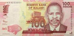 100 Kwacha MALAWI  2012 P.59 NEUF