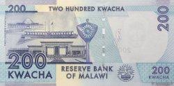 200 Kwacha MALAWI  2012 P.60 NEUF
