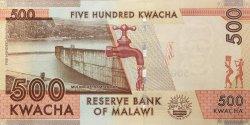 500 Kwacha MALAWI  2012 P.61 NEUF